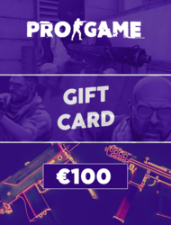PROGAME | Gift Card €100