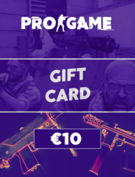 PROGAME | Gift Card €10
