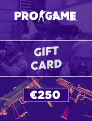 PROGAME | Gift Card €250